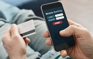 Thanh toán cước bằng Mobile Banking