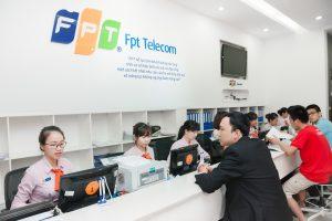 Thủ tục đăng ký Internet & Truyền hình FPT