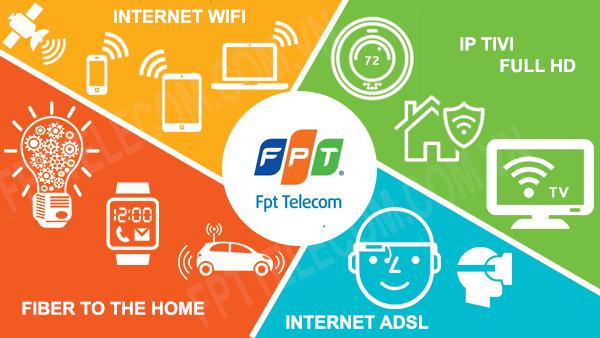 Cáp quang Internet FPT tháng 06-2018