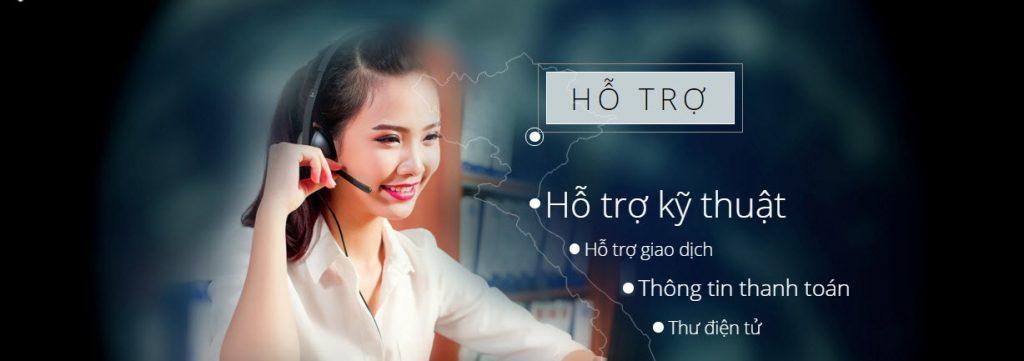 Gọi nhà cung cấp dịch vụ hỗ trợ khi sự cố xảy ra ngoài hệ thống mạng nội bộ của bạn.