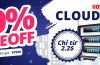 Hostingviet giảm 50% tất cả Dịch vụ Cloud VPS