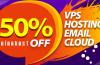 Mừng sinh nhật Vinahost KM 50% các dịch vụ