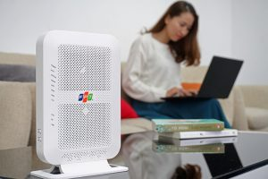 Modem Wi-Fi chuẩn AC Wave 2 MU-MIMO của FPT