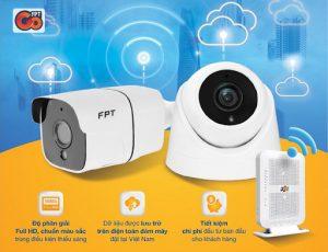 Camera FPT – An tâm mọi lúc, mọi nơi